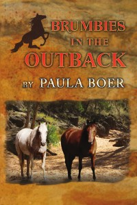 Brumbies in the Outback 2nd Ed Front Cover